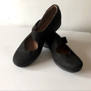 Clarks Aubria Muse Mary Jane Flat Size 7